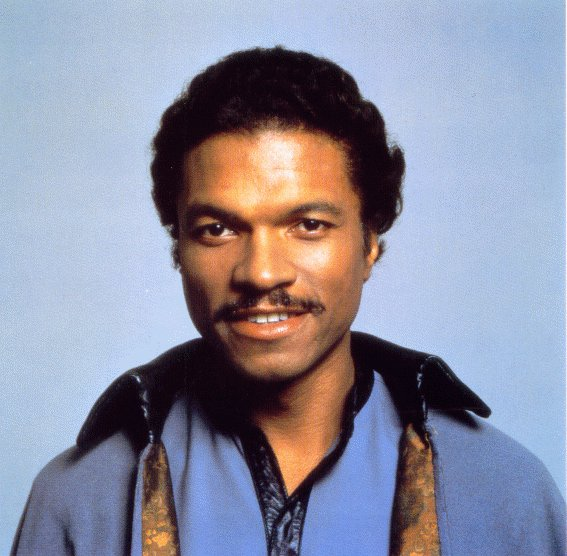 billy dee williams in star wars