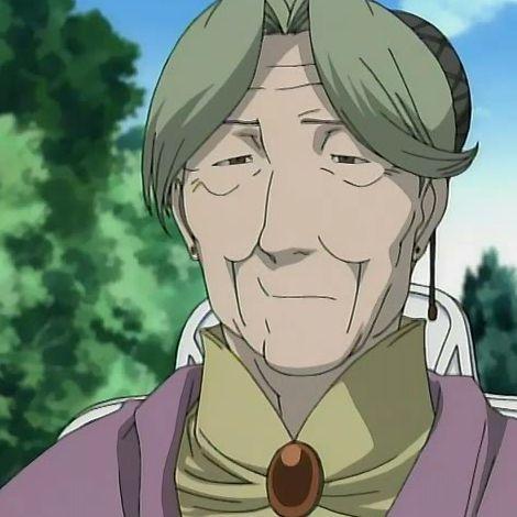 FullMetal Alchemist Manga%20Dante%20portrait