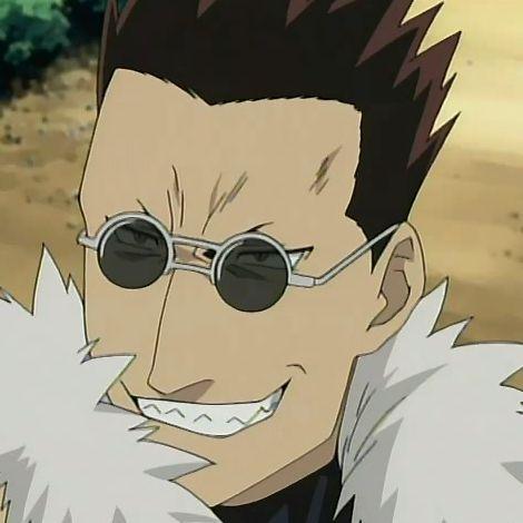 FullMetal Alchemist Manga%20Greed%20portrait