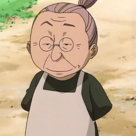 FullMetal Alchemist Manga%20Pinako%20portrait