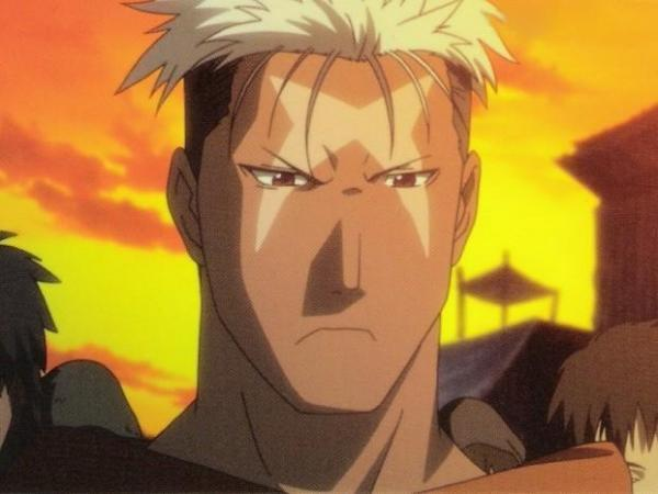 FullMetal Alchemist Manga%20Scar%20portrait